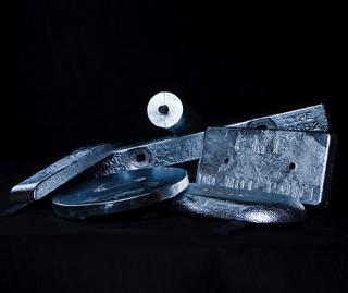 Anodes Aluminium or Zinc