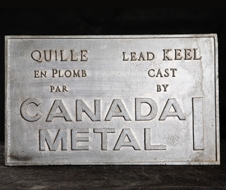 Cast Lead Keel