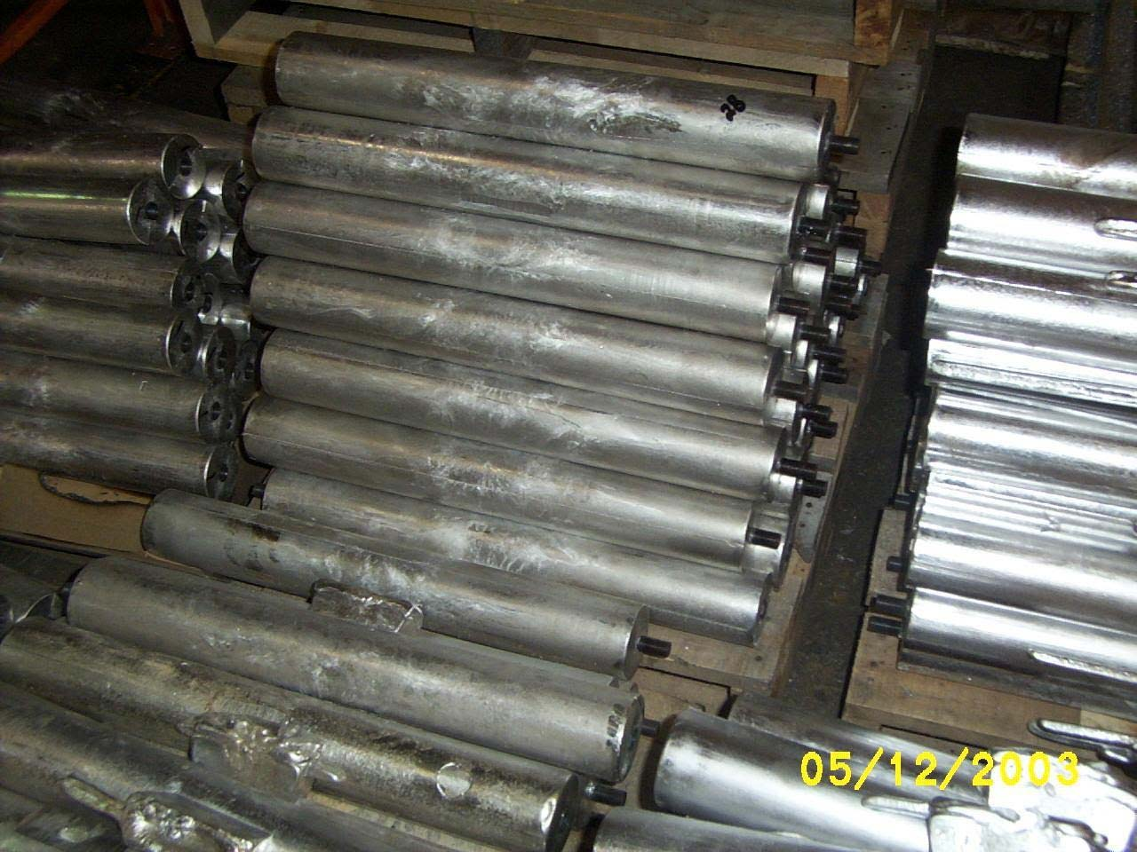 Treater-Anodes
